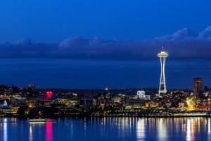 Space Needle, Seattle, Washington  - Photo: Tiffany Von Arnim via Flickr, used under Creative Commons License (By 2.0)