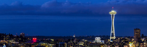 Space Needle, Seattle, Washington  - Photo: Tiffany Von Arnim via Flickr, used under Creative Commons License (By 2.0)