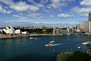 Sydney, Australia - Photo: Bernard Spragg. NZ via Flickr, used under Creative Commons License (By 2.0)