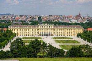 Schönbrunn Palace, Vienna, Austria - Photo: Kurt Bauschardt, used under Creative Commons License (By 2.0)