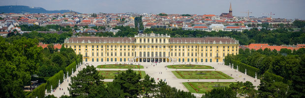Schönbrunn Palace, Vienna, Austria - Photo: Kurt Bauschardt, used under Creative Commons License (By 2.0)