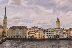 Zurich, Switzerland - Photo: Pedro Szekely via Flickr, used under Creative Commons License (By 2.0)