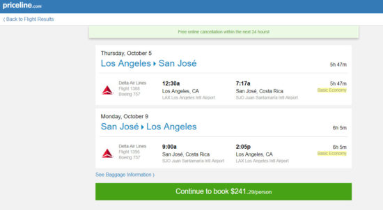 The Flight Deal Fare Gone Delta 241 Los Angeles