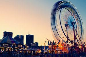 Carnival at The Forks. Winnipeg, Manitoba - Photo: AJ Batac via Flickr, used under Creative Commons License (By 2.0)