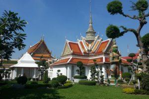 Wat Arun Grounds - Photo: (c) 2017 - Jim Fatzinger, The Travel Organizer