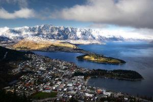 Queenstown, New Zealand - Photo: Bernard Spragg. NZ via Flickr, used under Creative Commons License (By 2.0)