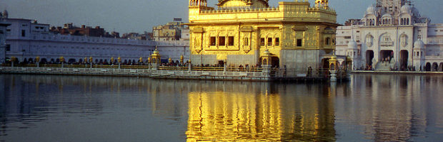 The Golden Temple, Amritsar, India - Photo: Ryan via Flickr, used under Creative Commons License (By 2.0)