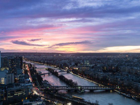 Delta / Air France – $565 (Regular Economy) / $385 (Basic Economy): Miami – Paris, France. Roundtrip, including all Taxes