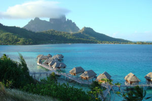 Bora Bora, French Polynesia - Photo: tensaibuta via Flickr, used under Creative Commons License (By 2.0)