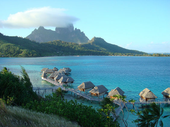 United: Portland – Papeete, Tahiti, French Polynesia. $827. Roundtrip, including all Taxes
