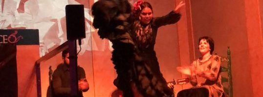 Flamenco show at Tablao Los Amayas in Malaga City, Malaga, Spain. - Photo: (c) 2018 - Chelsea of Travel Girl Magic