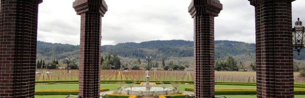 Ledson Winery and Vineyards, Santa Rosa, California - Photo: Jim G via Flickr, used under Creative Commons License (By 2.0)