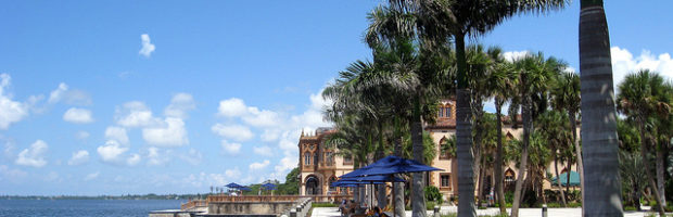 The Ringling Estate, Sarasota, Florida - Photo: Jared via Flickr, used under Creative Commons License (By 2.0)