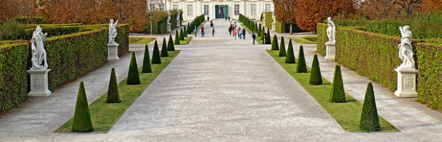 Lower Belvedere Palace, Vienna, Austria - Photo: Dennis Jarvis, used under Creative Commons License (By 2.0)