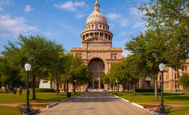 American: Los Angeles – Austin, Texas (and vice versa). $117. Roundtrip, including all Taxes