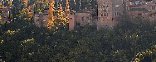 Granada, Spain - Photo: Juanma via Flickr, used under Creative Commons License (By 2.0)