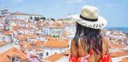 Overlooking Lisbon - Photo: (c) 2018 - Preethi Chandrasekhar of The Eager Traveler
