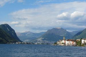 Lake Lugano, Switzerland - Photo: IMBiblio via Flickr, used under Creative Commons License (By 2.0)