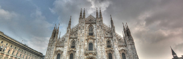 Duomo di Milano, Milan, Italy - Photo: mendhak via Flickr, used under Creative Commons License (By 2.0)