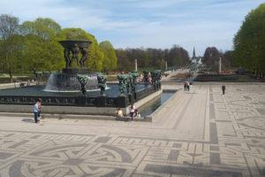 Vigeland Park and labyrinth - Photo: (c) 2018 - Jim Fatzinger, The Travel Organizer