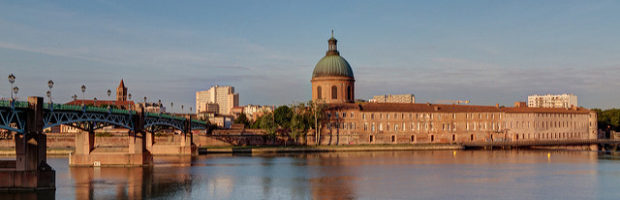 Toulouse, France - Photo: Pierre-Selim via Flickr, used under Creative Commons License (By 2.0)