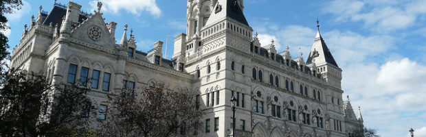 Hartford, Connecticut - Photo: Steve via Flickr, used under Creative Commons License (By 2.0)