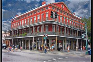 New Orleans, Louisiana - Photo: Onasill ~ Bill Badzo via Flickr, used under Creative Commons License (By 2.0)