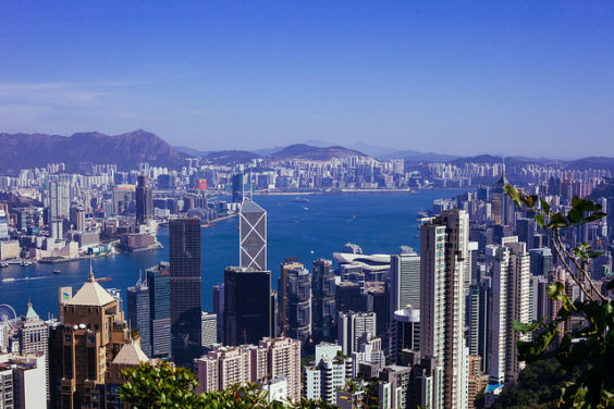 American: Phoenix – Hong Kong. $404. Roundtrip, including all Taxes