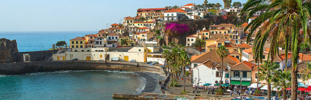 Madeira, Portugal - Photo: Bengt Nyman via Flickr, used under Creative Commons License (By 2.0)
