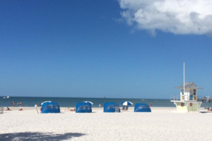 This is Clearwater. There is nothing wrong with this, at all. - Photo: (c) 2018 - Christina Schillizzi of Catch Chris