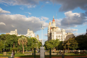 Buenos Aires, Argentina - Photo: empty007 via Flickr, used under Creative Commons License (By 2.0)