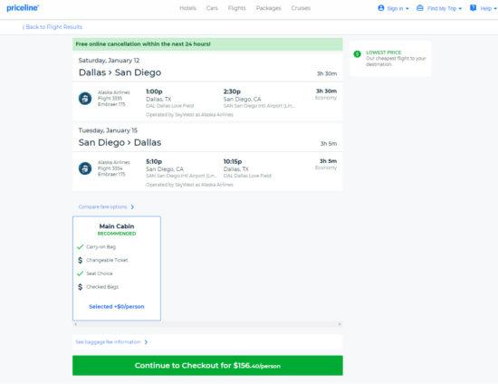 Cheap Rental Cars San Diego >> The Shorthaul – Alaska Air – $156: Dallas – San Diego (and ...