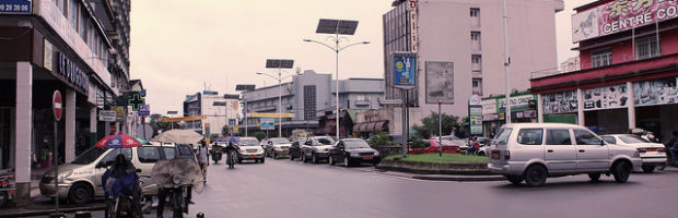 Douala, Cameroon - Photo: Cameroon Discover via Flickr, used under Creative Commons License (By 2.0)