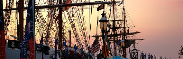 Harbor Fest, Norfolk, Virginia - Photo: L. Allen Brewer via Flickr, used under Creative Commons License (By 2.0)