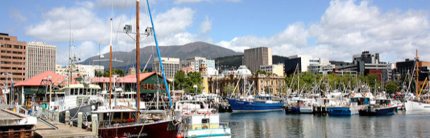 Hobart, Australia - Photo: Andrea Schaffer via Flickr, used under Creative Commons License (By 2.0)