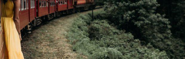 Train journey from Ella to Nuwara Eliya - Photo: (c) 2019 - Preethi Chandrasekhar of The Eager Traveler
