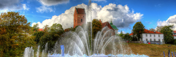 Warsaw, Poland - Photo: Enrico Strocchi via Flickr, used under Creative Commons License (By 2.0)
