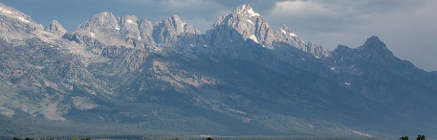 Jackson Hole, Wyoming - Photo: David Bossard via Flickr, used under Creative Commons License (By 2.0)