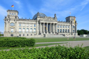 Reichstag, Berlin, Germany- Photo: Reinhard Link via Flickr, used under Creative Commons License (By 2.0)