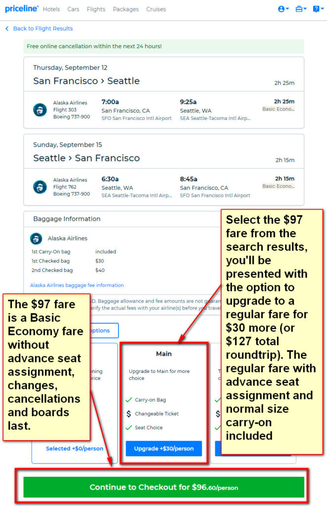 The Flight Deal | The Shorthaul – Alaska Air / Delta / United – $127