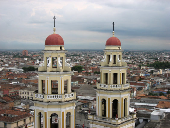 American: Phoenix – Cali, Colombia. $412. Roundtrip, including all Taxes