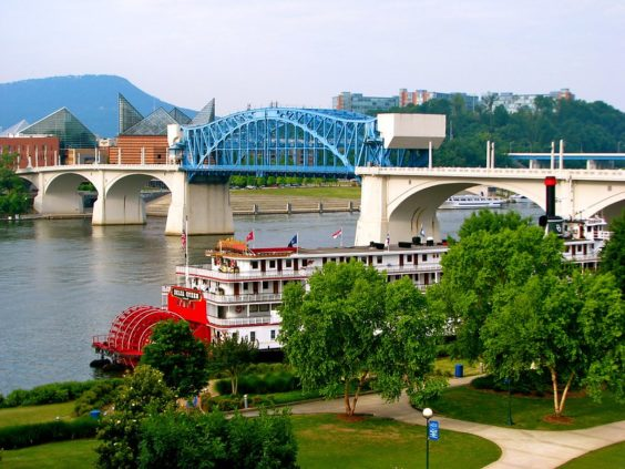 American: Phoenix – Chattangooa, Tennessee (and vice versa). $211. Roundtrip, including all Taxes